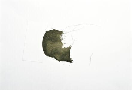 Takayoshi Sakabe, 'oil on paper', 2018