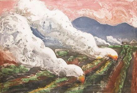 Sarah Brayer, 'Skylark', 1991