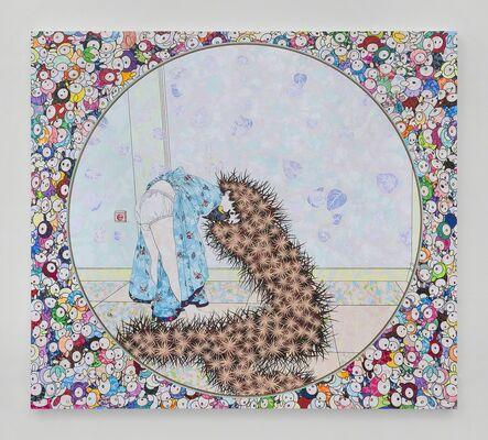 Leila Heller Gallery at Art Week at Alserkal Avenue, installation view