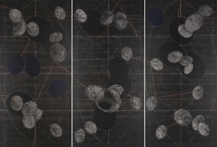 Mario Velez, 'Gea (triptych)', 2016