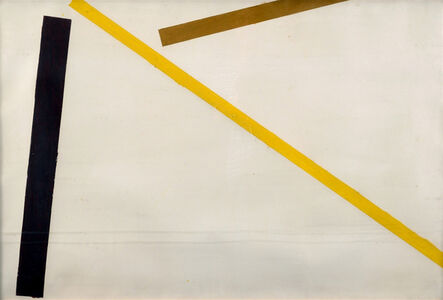 Michael Johnson (b. 1938), 'Diagonals', 1975