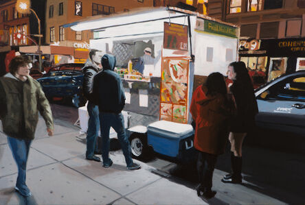 Seth Tane, 'Union Square Halal', 2013