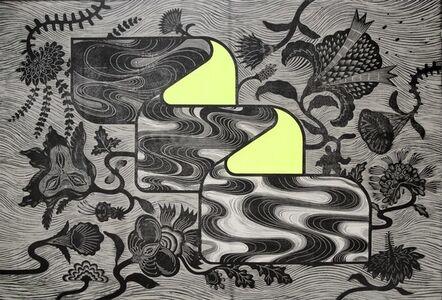 Uriel Marin, 'Serpiente De Agua', 2013