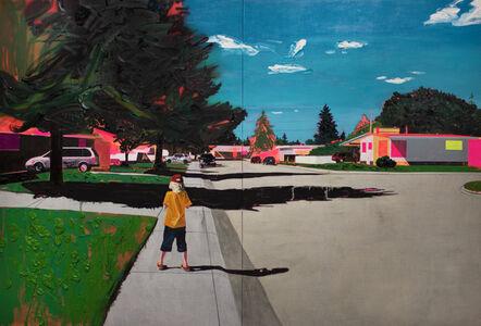 Kim Dorland, '3rd Avenue', 2014