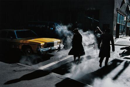 Ernst Haas, 'Crosswalk, New York City', 1980