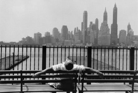 Louis Stettner, 'Brooklyn Promenade, Brooklyn', 1954