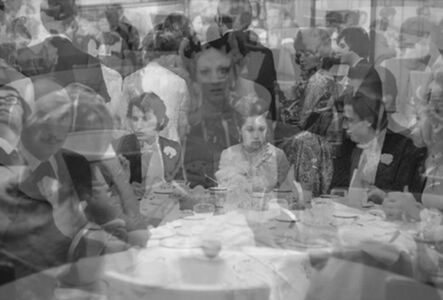 George Legrady, 'At the Table (Small Format)', 2011