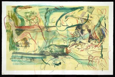 Cecily Brown, 'Untitled (Paradise)', 2015