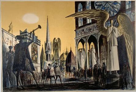 Joseph A. Mugnaini, 'PAGEANT', 1962