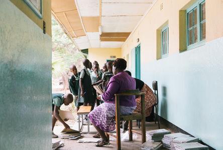 Zach Louw, 'Bikita Primary School Zimbabwe', 2016