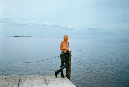 Mitch Epstein, 'Cedar Key I, Florida from the series Recreation', 1983