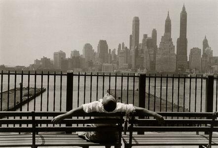 Louis Stettner, 'Brooklyn Promenade', 1954