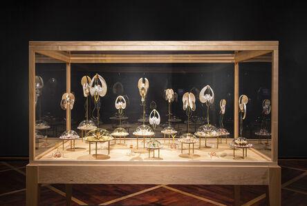 Dario Robleto, 'Small Crafts on Sisyphean Seas', 2017-2018