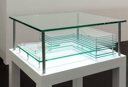 Carlos Garaicoa, 'Proyecto Frágil / Project Fragile (XIII)', 2012