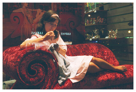 Laura Ribero, 'catch tales', 2006