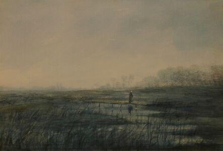 Alexander Helwig Wyant, 'Gray Day', ca. 1890