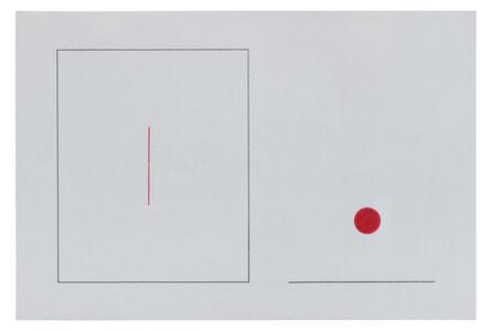 Almandrade, 'untitled', 1981-1982