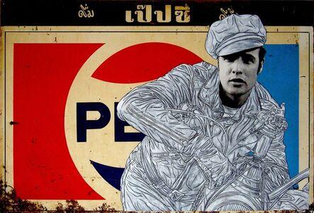 Pakpoom Silaphan, 'Marlon Brando On Pepsi', 2015