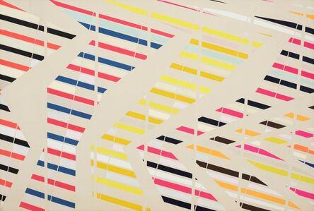John Plumb, 'Colour Barrier', ca. 1975