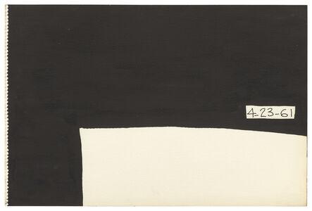 Tony Smith, 'Untitled', 1961