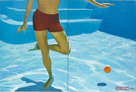 Vladimir Dubossarsky & Alexander Vinogradov, 'Under Water Orange', 2005