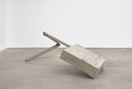 Monika Sosnowska, 'C and Concrete', 2017