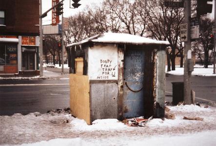 Dan Peterman, 'News Stand (Chicago, Illinois)', 1997