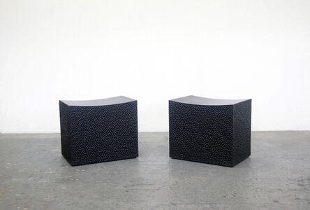 John Eric Byers, 'Block Stools', ca. 2012