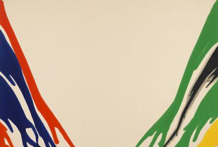 Morris Louis, 'Gamma Delta', 1959-1960