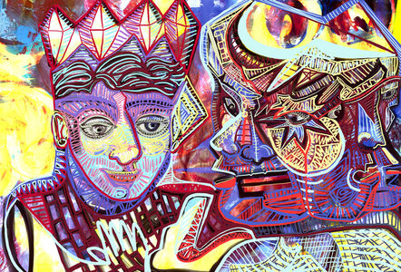 Tim Jago Morris, 'Dio Double', Contemporary