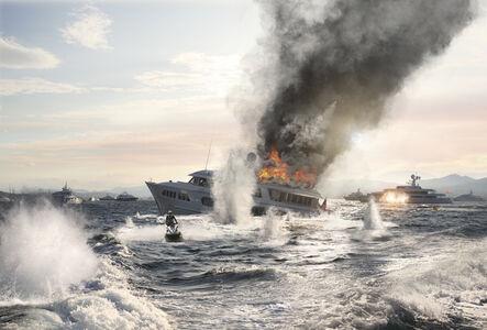 Vincent Debanne, 'Battleship 4', 2013