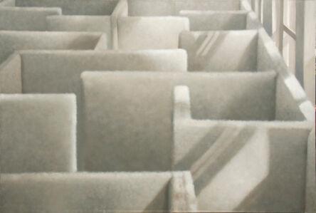 Ronald Moran, 'Laberinto de Algodón No. 3', 2012