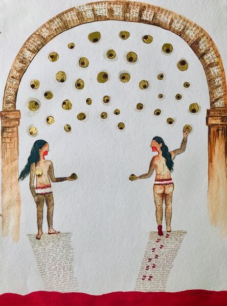 Madhurima Ganguly, 'Wall of Fame', 2018