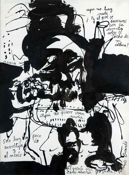 Antonia Eiriz, 'Homenaje a Baragano', 1968