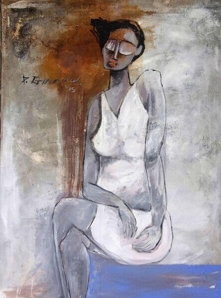 P Gnana, 'Eternal Peace', 2015