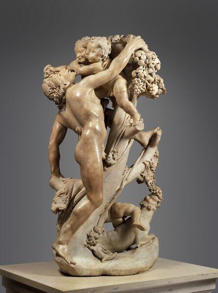 Gian Lorenzo Bernini, 'Bacchanal: A Faun Teased by Children', ca. 1616–1617