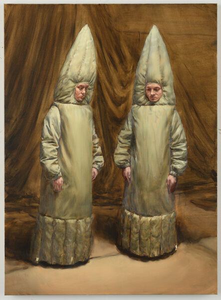 Michaël Borremans, 'What Else Could They Do', 2019