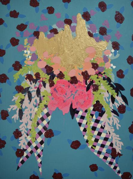 Ana Rodriguez, 'Untitled (Blue)', 2017