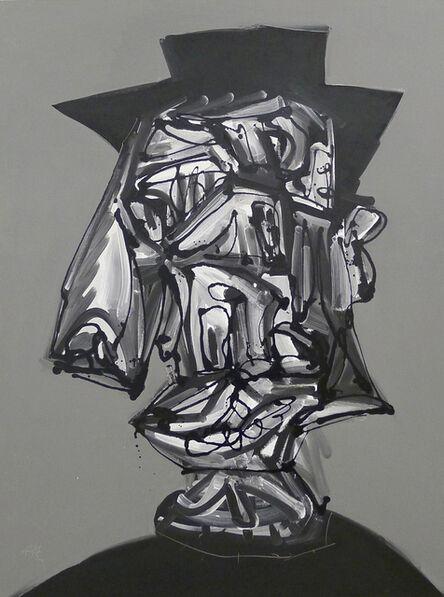 Antonio Saura, 'Dora Maar', 1983