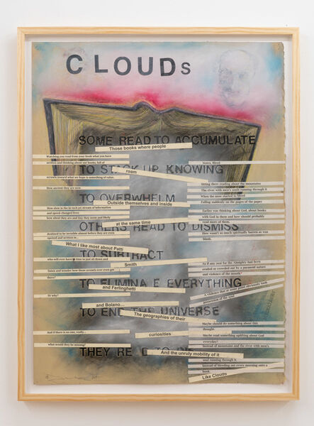 Terry Allen, 'Clouds', 2019