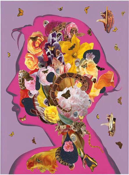 Ashkan Honarvar, 'The denial of death 3 - 1', 2015
