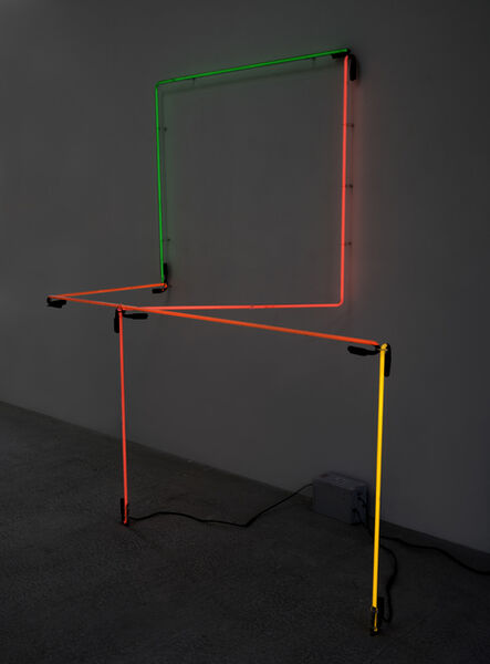 Keith Sonnier, 'Neon Wrapping Neon II', 1969