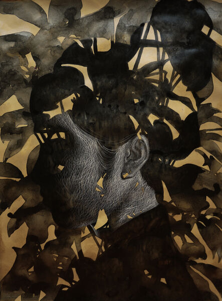 Uttaporn Nimmalaikaew, 'In the black atmosphere', 2019