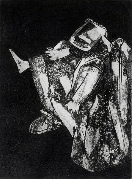 Fred Williams, 'My Godson', 1960