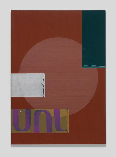 Alex Olson (b.1978), 'Sightlines (2)', 2018