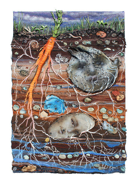 Kate Klingbeil, 'Rocks Which Weigh, Roots Which Bind, Soil Which Grounds', 2020