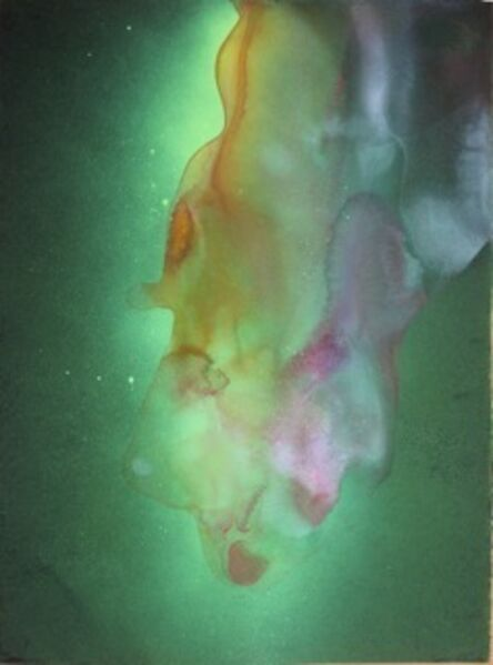 Choichun Leung, 'Acid Green #3', 2015