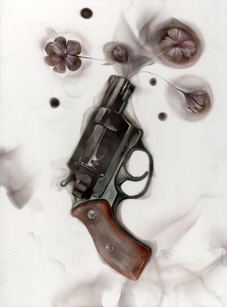 Steven Spazuk, 'Peace Gun', 2018