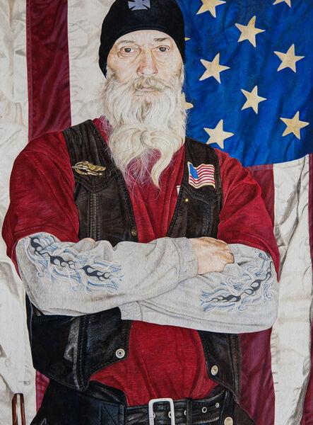 DebiLynn Fendley, 'The Flag From Vietnam', 2011