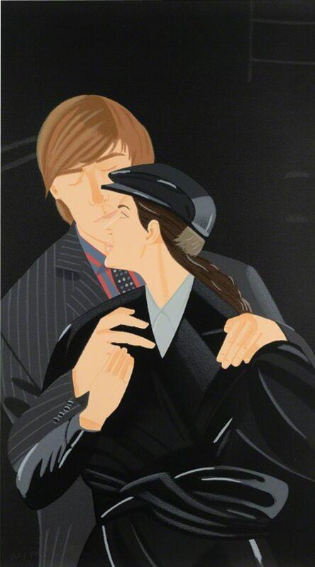 Alex Katz, 'Pas de Deux II', 1995, Print, Screenprint in colors, michael lisi / contemporary art